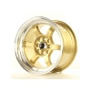 Alumīnija diski Japan Racing JR12 15x8,5 ET13 4x100/114 Gold