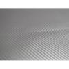 Karbona 3D pašlīmējošā plēve sudraba, 1x1,22m