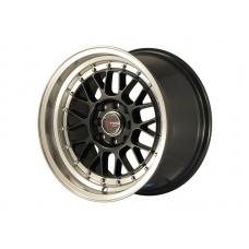 Alumīnija diski Drag DR44 15x8,25 ET25 4x100/114,3 Black