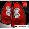 Toyota Land Cruiser FJ120 (03-08) aizmugurējie LED lukturi
