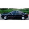 Audi 80 B3 B4 (86-95) sedans/avants logu deflektori, 4 gab