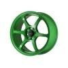 Alumīnija diski Japan Racing JR1 16x7 ET40 4x100/114 Green