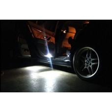 BMW E39/ X5 E53/ Z8 E52 Led durvju apgaismojums