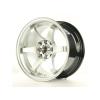 Alumīnija diski Japan Racing JR3 15x8 ET25 4x100/114 Hyper Silver