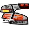 Audi A4 B7 (04-07) sedana LED aizmugurējie lukturi, hromēti