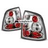 Opel Astra G (98-04) kupejas/sedana aizmugurējie lukturi, hromēti