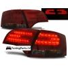 Audi A4 B7 (04-08) avanta aizmugurējie LED lukturi, tonēti