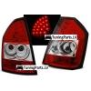 Chrysler 300C/300 (09-10) aizmugurējie LED lukturi