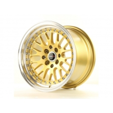 Alumīnija diski Japan Racing JR10 15x9 ET10 4x100/114 Gold
