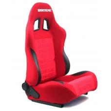 """Krēsls """"RAPID BRIDE"""", sarkans, regulējams + sliedes"""