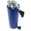 Alumīnija eļļas savācējtvertne, zila 0,4 litri