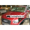 Audi A4 B6 B7 (00-09) sedans/avants logu deflektori, 2 gab