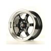 Alumīnija diski Japan Racing JR12 15x7,5 ET26 4x100/114 Gloss Black