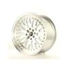 Alumīnija diski Japan Racing JR10 17x9 ET20 4x100/114 Machined Silver