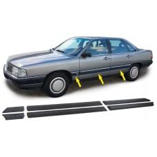 Audi 100 C3 (82-91) sānu moldingi