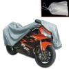 Motocikla pārvalks 228x99x124cm, pelēks