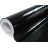 Pašlīmējošā plēve melna glancēta 1.52x30m, rullis