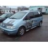 VW Sharan (95-10), Ford Galaxy (94-06), Seat Alhambra (96-10) logu deflektori, 2 gab