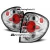 Chrysler Voyager (01-06) aizmugurējie lukturi, hromēti