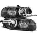 Alfa Romeo 156 priekšējie lukturi, melni