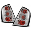 Skoda Fabia (99-04) aizmugurējie lukturi, hromēti