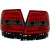 Audi A4 B5 (94-01) aizmugurējie LED lukturi, tonēti