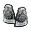 Mini Cooper R56/R57 (06-10) aizmugurējie LED lukturi, hromēti