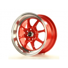 Alumīnija diski Japan Racing TF2 15x7,5 ET10 4x100/114 Red