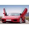 Ferrari F360 Modena kupeja/spider Lambo style durvis