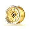 Alumīnija diski Japan Racing JR10 15x8 ET15 4x100/114 Gold