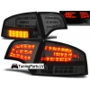 Audi A4 B7 (04-07) sedana LED aizmugurējie lukturi, tonēti
