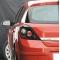 Opel Astra H (04-09) aizmugurējie LED lukturi, melni