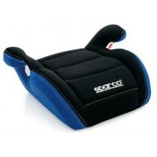"""Krēsls """"SPARCO F100K"""",melns / zils (9-36kg)"""