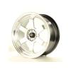 Alumīnija diski Japan Racing JR12 17x8 ET33 5x100/114 Hyper Silver