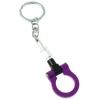 Atslēgu piekariņš, vilkšanas āķis / violets