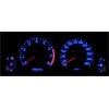 Toyota Corolla (93-97) plazmas spidometri 0-240km/h 8000RPM, balti