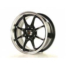 Alumīnija diski Japan Racing JR5 15x6,5 ET35 4x100/114 Gloss Black