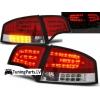 Audi A4 B7 (04-07) sedana LED aizmugurējie lukturi