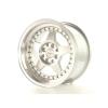 Alumīnija diski Japan Racing JR6 15x8 ET15 4x100/114 Machined Silver