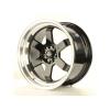 Alumīnija diski Japan Racing JR12 17x9 ET25 5x100/114 Gloss Black