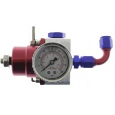 Degvielas spiediena regulētājs, mehāniskais