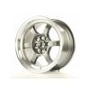 Alumīnija diski Japan Racing JR12 15x7,5 ET26 4x100/114 Gun Metal