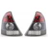 Renault Clio (01-05) aizmugurējie LED lukturi, melni