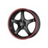 Tenzo-R Tracer v1 17x7 ET42 4x100/114,3 Black/Red