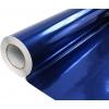 Pašlīmējošā plēve hromēta zila, 1,52x30m, rullis