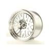Alumīnija diski Japan Racing JR10 18x10,5 ET25 5x100/112 Machined Silver