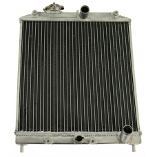 Ūdens radiators HONDA CIVIC (88-00)