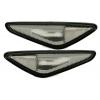 BMW X3 F25; X5 E70; X6 E71 LED sānu pagriezienu rādītāji, tonēti