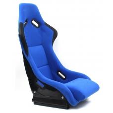 Krēsls EVO, melns/zils, + sliedes