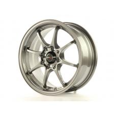 Alumīnija diski Japan Racing JR5 15x6,5 ET35 4x100/114 F.Gun Metal